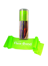 Merrithew Flex Band Exerciser, Extra Strength, 198cm, Lime