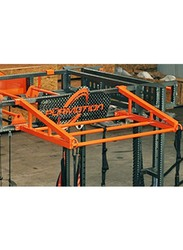 Purmotion Wall Mounted Side Wing, Orange