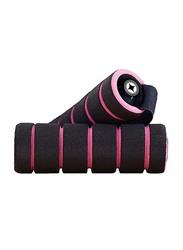 Merrithew Mini Handweights, 500gm, Black/Pink