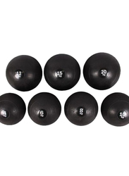 800sport Slam Ball, 10 KG, Black