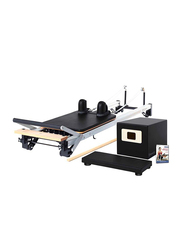 Merrithew Reformer Bundle with Tall Box for Spx Max, Black