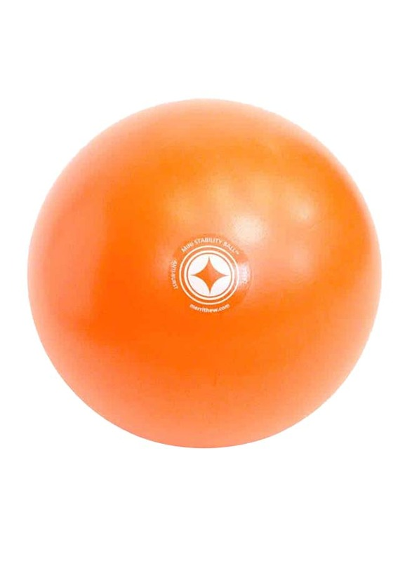 Merrithew Mini Stability Ball, Large, Orange