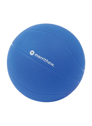 Merrithew Mini Foam Stability Ball, 7.5 Inch, Blue