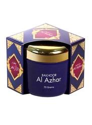 Hamidi Al Azhar Bakhoor, 70gm, Blue/Gold