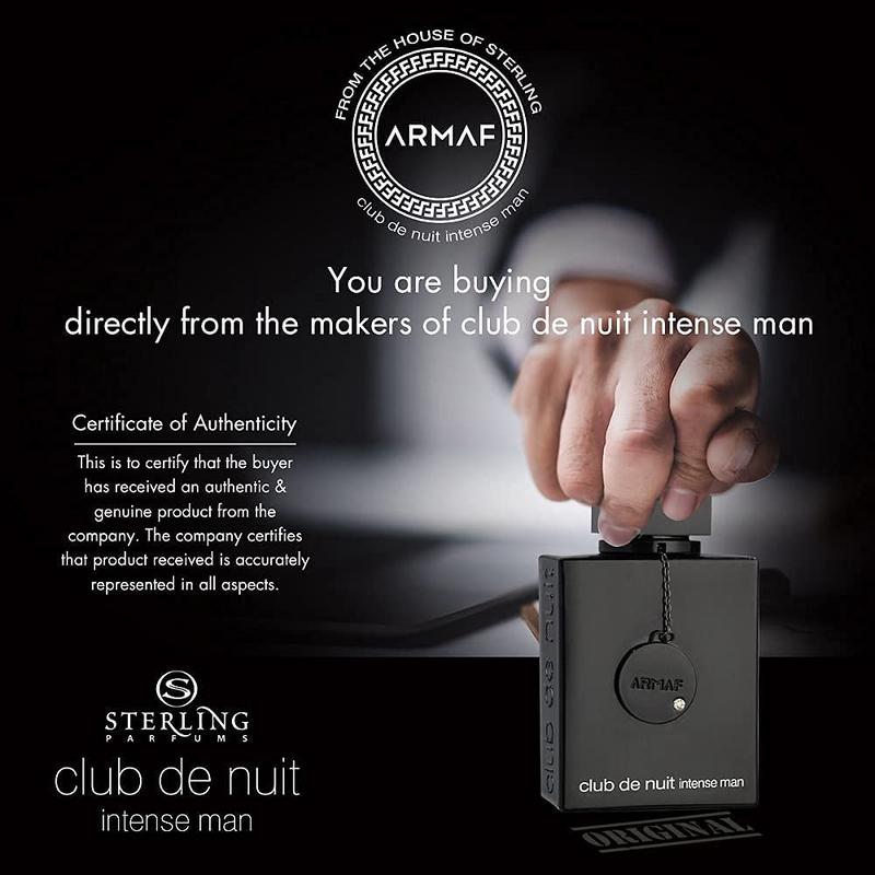Armaf Club De Nuit Intense Man 200ml EDP for Men