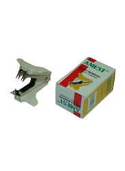 Amest Staple Remover with 4 Teeth, AM-105, Green