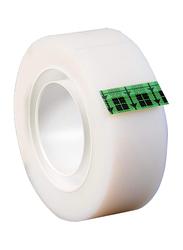Scotch Magic Tape, 3/4 x 1296 Inches, 3 Rolls, 810-3PK, Transparent