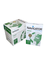 Navigator Copy Paper, 500 Sheets x 5 Bundles Cartoon, 80GSM, A4 Size, White