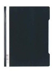 Durable Clear File, 2570, Black