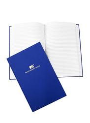 PSI Manuscript Book, A5 Size, 4 Quire, Blue