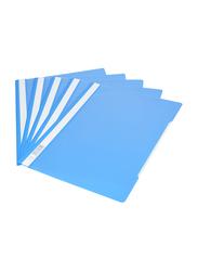 Durable Project File, A4 Size, 50 Pieces, DUPG2573-06, Blue