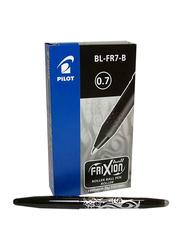 Pilot 12-Piece Frixion Erasable Pen Set, Black