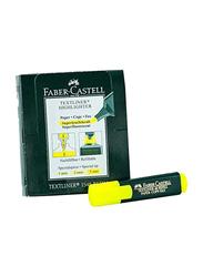 Faber-Castell 10-Piece Textliner 48 Refill Highlighter Pen Set, Yellow