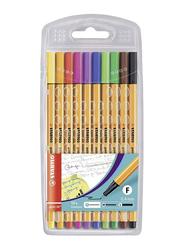 Stabilo 20-Piece Point 88 Fineliner Pen Set, Multicolor