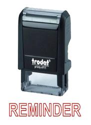 Trodat Printy 4911 Stamp Reminder, Black