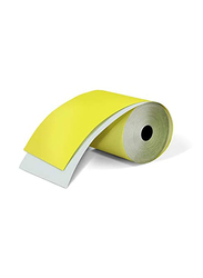 Carbonless Cash Roll, Yellow/White
