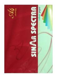 Sinar Spectra Color Copy Paper, 500 Sheets, 80 GSM, A4 Size, Blue