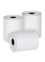 Labtek Thermal Receipt Rolls for POS Machines Box, 60 Pieces, White