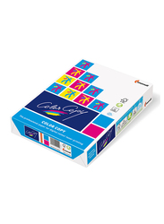 Quick Office Mondi Color Copy Super Smooth Paper, 500 Sheets, 120GSM, A4 Size, White
