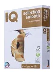 Mondi Selection Smooth Paper, 250 Sheets, 160 GSM, A4 Size, White