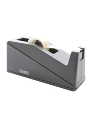 Genmes Tape Dispenser, Medium, Grey