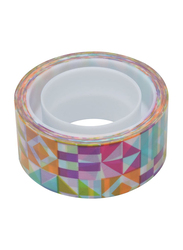 Scotch C214 P13 Expressions Tape, 19mm x 762m, Multicolor