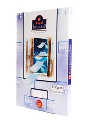 Bilt Royal Executive Bond Paper, 500 Sheets, 100 GSM, A4 Size, Aqua Blue