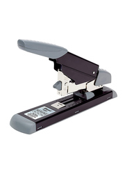 Rexel 02030 Giant Heavy Duty Stapler, 100 Sheet, Grey/Black