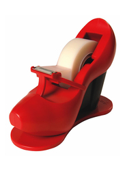 Scotch Magic Tape Stiletto Dispenser, Red