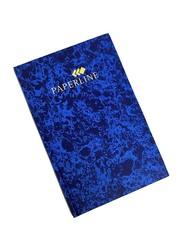 Paperline Manuscript/Register Book, 2QR, Blue
