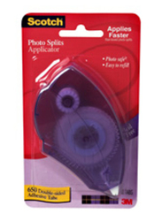 Scotch Tape Applicator, CAT-097 CFT, Purple