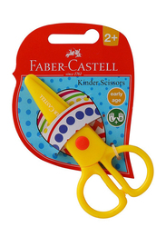 Faber-Castell Kinder Scissors, Yellow