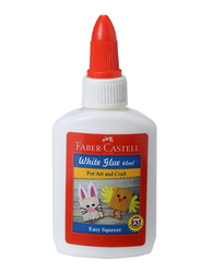 Faber-Castell Glue, 40ml, White