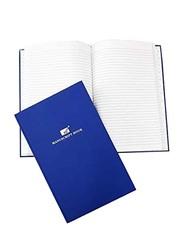 Manuscript Book, F/S Size, 2Qr, Blue