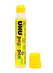 UHU Pega Ben Liquid Glue, 50ml, Yellow