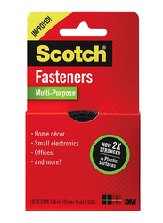 Scotch Multi Purpose Fasteners, RF7041, 19mm x 1.5 Meter, Red