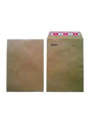 Hispapel 90 GSM Envelope, 410 X 309mm, 10 Piece, Brown
