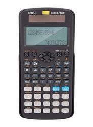 Deli Scientific Calculator, ED991ES02, Black