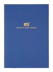 Generic Register/Manuscript Book, 150 Pages, A4 Size, Blue