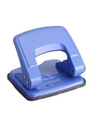 Kangaro DP-600 Paper Punch, 22 Sheets, Blue