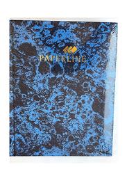 Paperline 3QR Single Line Note Book, 9 x 7, 140 Sheets, Blue