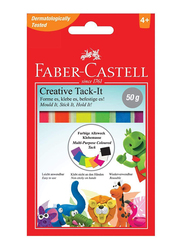 Faber-Castell Adhesive Creative Tack It Tape, Multicolor