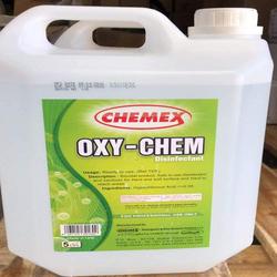 Chemex Oxy Chem Disinfectant Cleaner, 5 Liter
