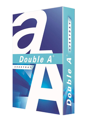 Double A Everyday Printer Paper, 100 Sheets, 80 GSM, A4 Size, White