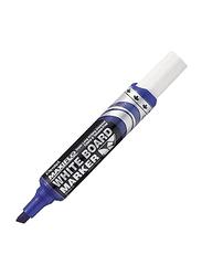 Pentel Mwl6 Maxiflo White Board Marker, 6.2mm, Blue