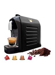 Swiss Presso Espresso Nespresso Compatible Coffee Machine, Black