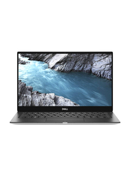 "DELL XPS 13-1172 Laptop, 13.3"" UHD Touch Display, Intel Core i7 8th Gen 1.8GHz, 1TB SSD, 16GB RAM, Intel HD Graphics, EN-AR KB, Win 10 Home, Silver"