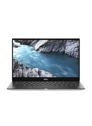 "DELL XPS 13-1013 Laptop, 13.3"" FHD Display, Intel Core i7 7th Gen 2.7GHz, 256GB SSD, 8GB RAM, Intel HD Graphics, EN KB, Win 10 Home, Silver"