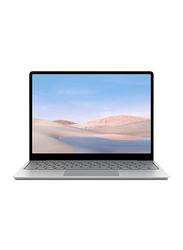 "Microsoft Surface Laptop Go, 12.4"" PixelSense Touch Display, Intel Core i5-1035G1 10th Gen 3.60GHz, 128GB SSD, 8GB RAM, Intel UHD Graphics, EN KB, Windows 10 Pro, TNU-00014, Platinum"