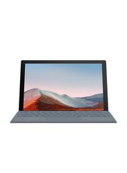 "Microsoft Surface Pro 7+ 2-in-1 Laptop, 12.3"" PixelSense FHD Touch Display, Intel Core i5 11th Gen 2.4GHz, 256GB SSD, 8GB RAM, Intel Iris Xe Graphics, EN KB, Wi-Fi, Win10 Pro, 1NA-00006, Platinum"